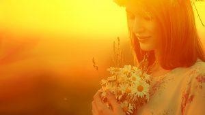 Позитивный настрой на каждый день — я богиня!
