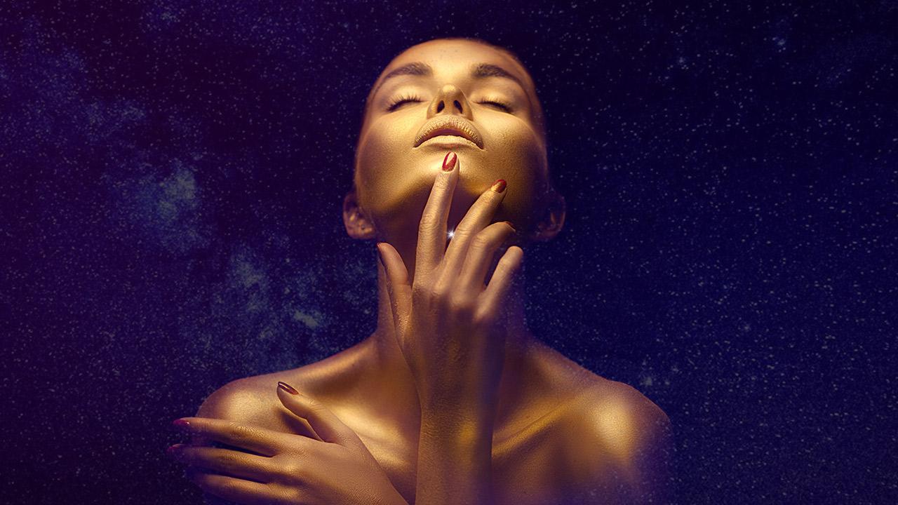 Женская энергия — медитация для женщин перед сном