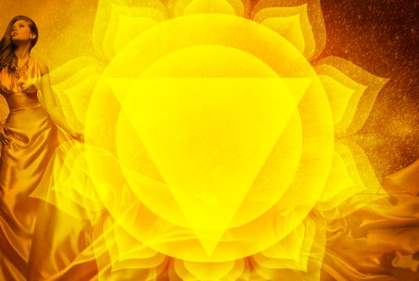 Медитация на успех и благополучие — Манипура чакра